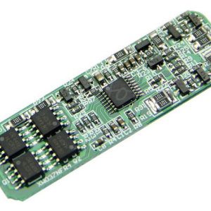4 Li ion packs recharge lithium Batteria protection board 4-5A