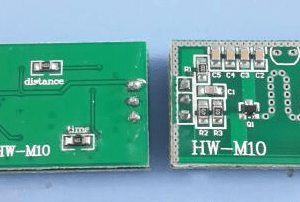 HW-M10-2 output 3.3V / direct connection to the use of single-chip