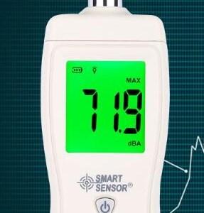 AS824 Portable Suono Level Meter Digitale Suono Level Meter