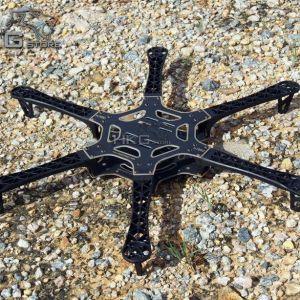 F550 HJ550 Multicopter Hexacopter Frame Kit for FPV
