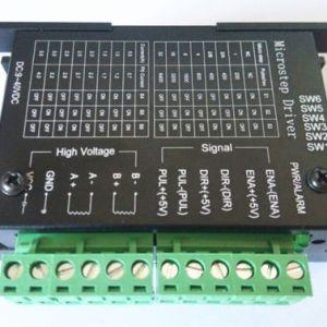 Single Axis TB6600 0.2-3.5A CNC Engraving Machine Stepper Motore Driver Controller 9-40V
