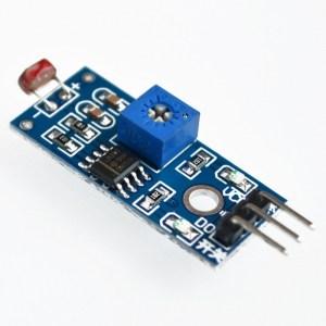 Modulo Sensore Luce Fotosensibile 3 Pin con Fotoresistenza LDR