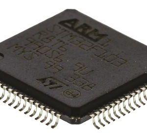 STM32F103R8T6 MCU 32BIT Cortex M3 64KB 20KB RAM 2X12 ADC IC Circuiti Integrati