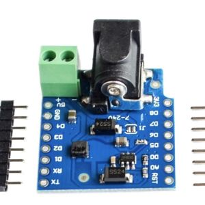 Wemos Alimentatore Dc Power Shield Per Wemos D1 Mini E Wemos D1 Mini