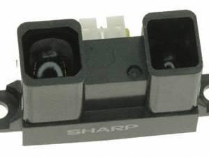 Sensore di misurazione della distanza di uscita analogica 20-150 cm GP2Y0A02YK0