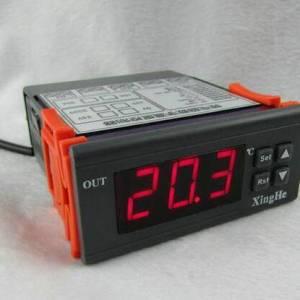 Interruttore di controllo della temperatura termostato intelligente display digitale elettronico XH-W2020 12V