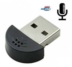 Mini microfono USB per Raspberry PI