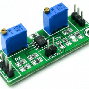 Domeilleur//Generatore di Segnale ad Onda Quadra a modulo Regolabile a impulsi NE555
