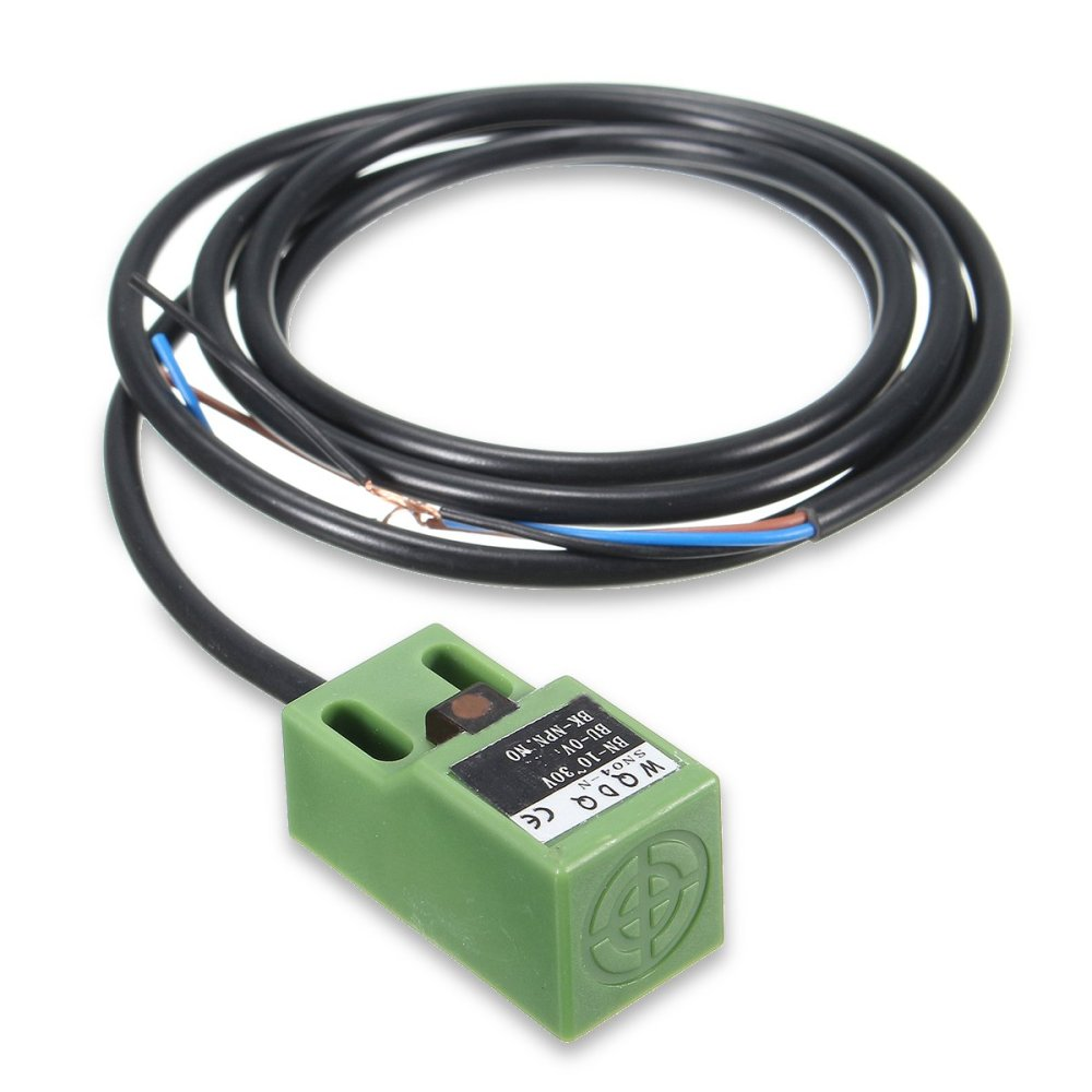 medium resolution of sn04 n 5mm inductive proximity sensor test switch approach npn no npn and pnp sensor wiring sn04 n proximity sensor wiring diagram