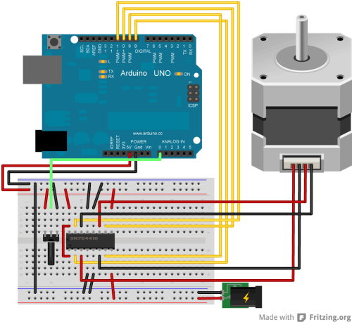 small resolution of stepper motor wiring color code