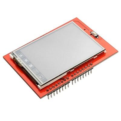 Display LCD TFT Touchscreen para Arduino UNO
