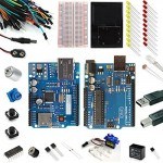 Arduino with ethernet kit