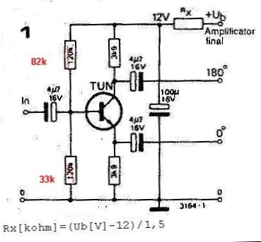 Bridging Adapter For Power Amplifiers