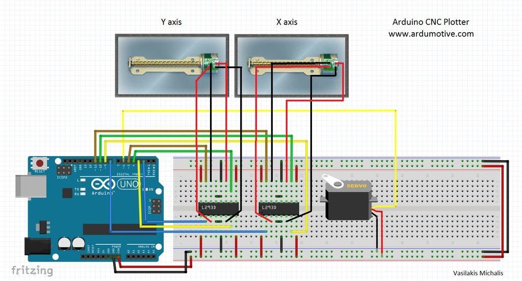 usb y cable wiring diagram apple home network setup arduino mini cnc plotter - ardumotive greek playground