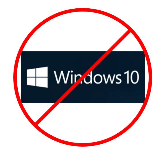 A lot's of reasons NOT TO use Windows OS anymore