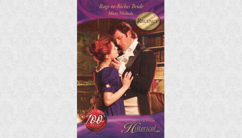 Rags-to-Riches Bride by Mary Nichols (2008)