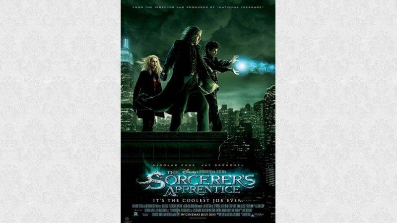 The Sorcerer's Apprentice 2010