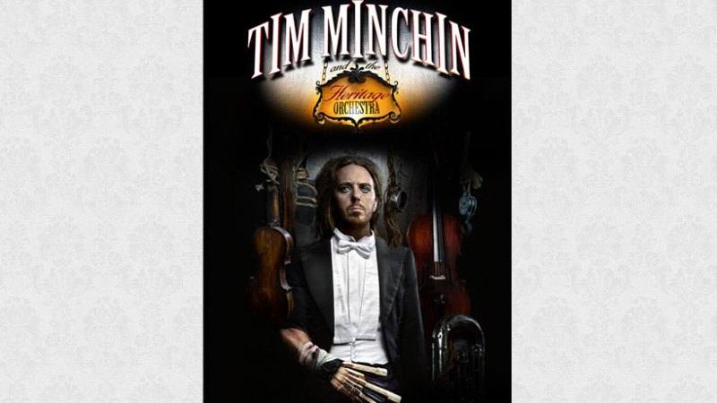 Tim Minchin and the Heritage Orchestra