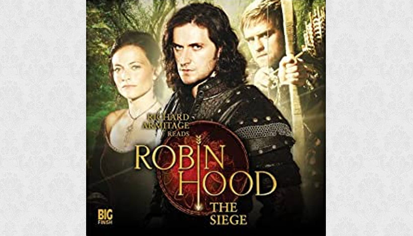 Robin Hood: The Siege by Simon Guerrier (2008)