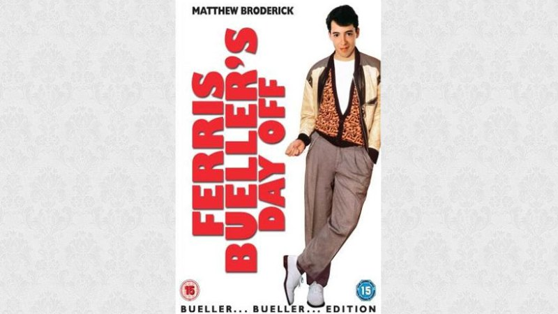 Ferris Bueller's Day Off 1986