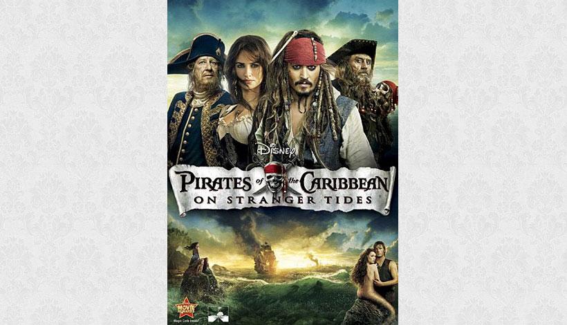 Pirates of the Caribbean 4: On Stranger Tides (2011)