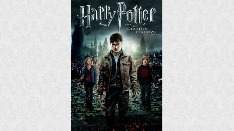 Harry Potter and the Deathly Hallows, Part Two 2011