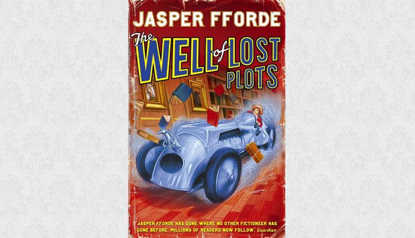The Well of Lost Plots by Jasper Fforde (2003)