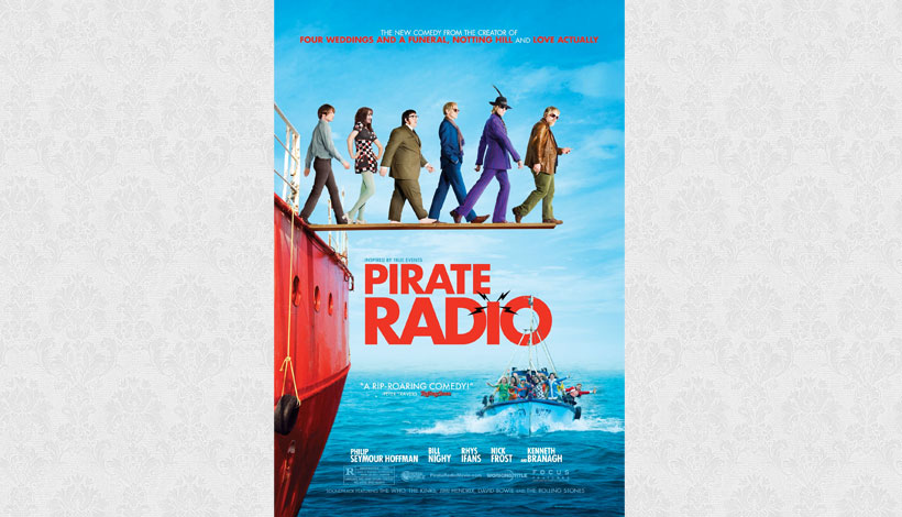 The Boat That Rocked/Pirate Radio (2009)