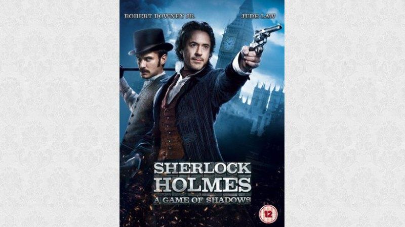 Sherlock Holmes: A Game of Shadows 2011