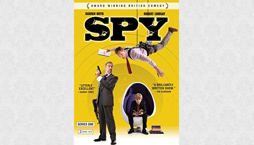 Spy: series 1 (2011)