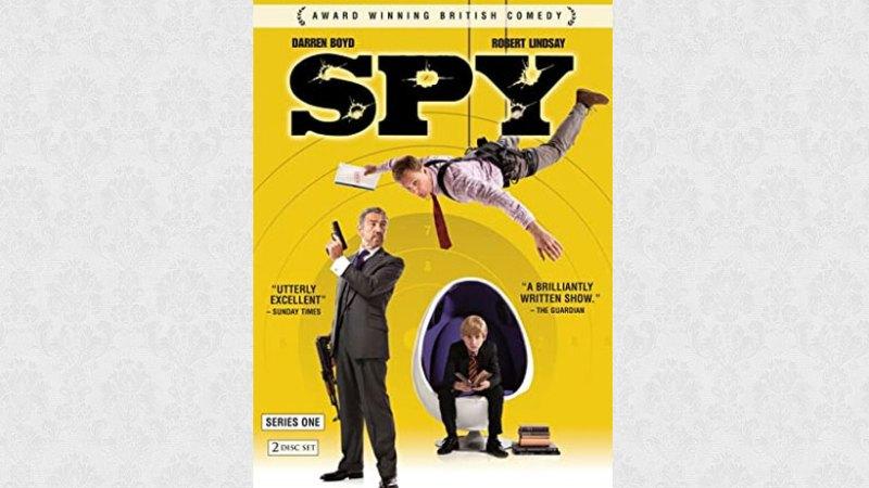 Spy series 1
