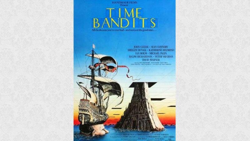 Time Bandits 1981