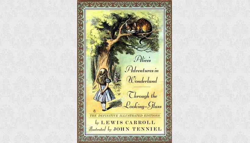 Alice's Adventures in Wonderland by Lewis Carroll (1865)