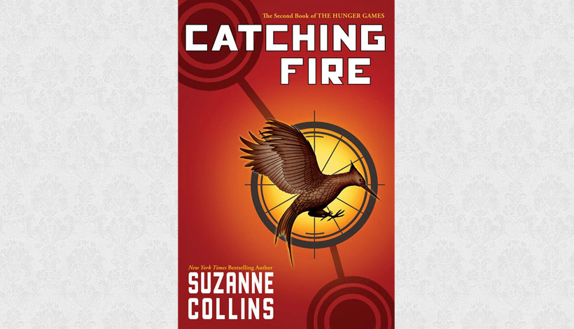 Catching Fire by Suzanne Collins (2009)