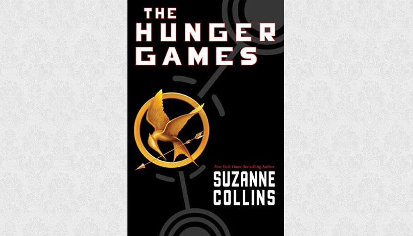 The Hunger Games by Suzanne Collins (2008)