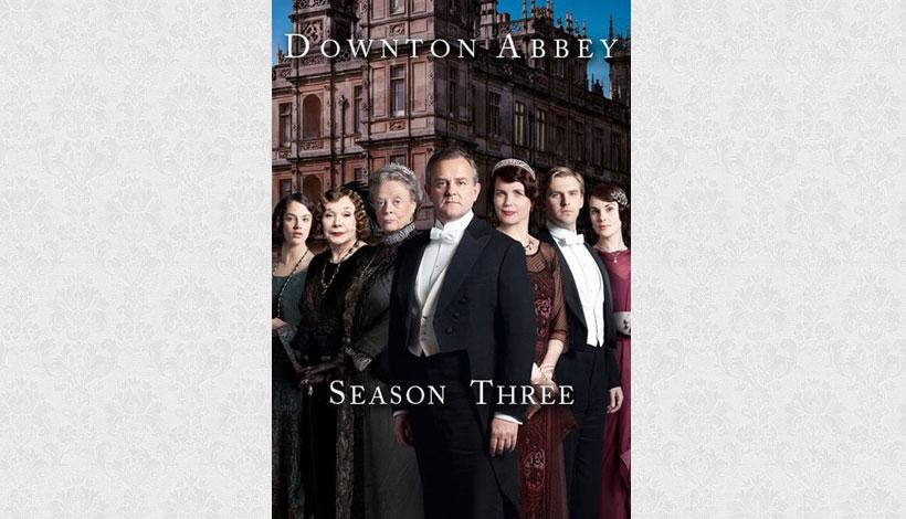 Downton Abbey: Series 3 (2012)