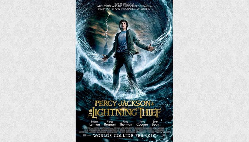 Percy Jackson & the Lightning Thief (2010)