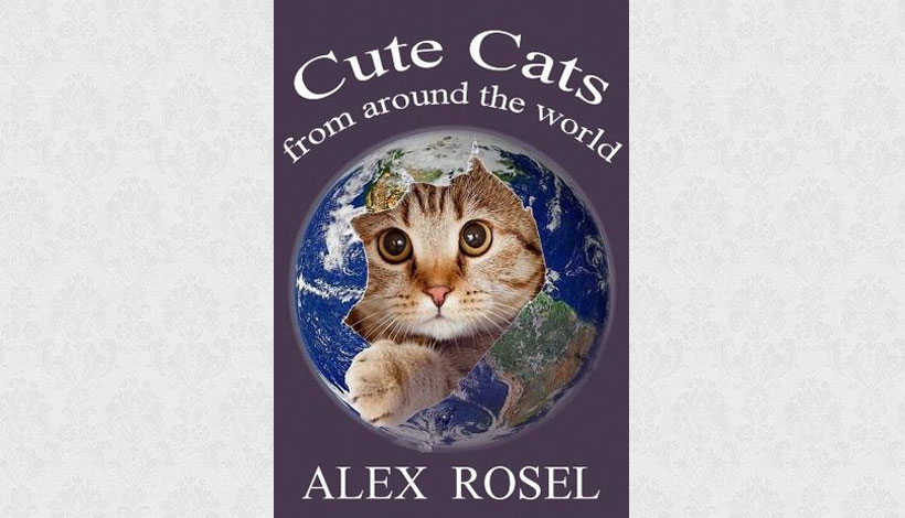 Cute Cats From Around the World edited by Alex Rosel (2013)