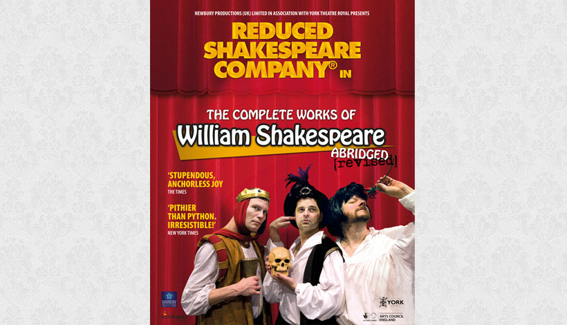 Reduced Shakespeare Company: The Complete Works of William Shakespeare (Abridged) (Revised) (2013)
