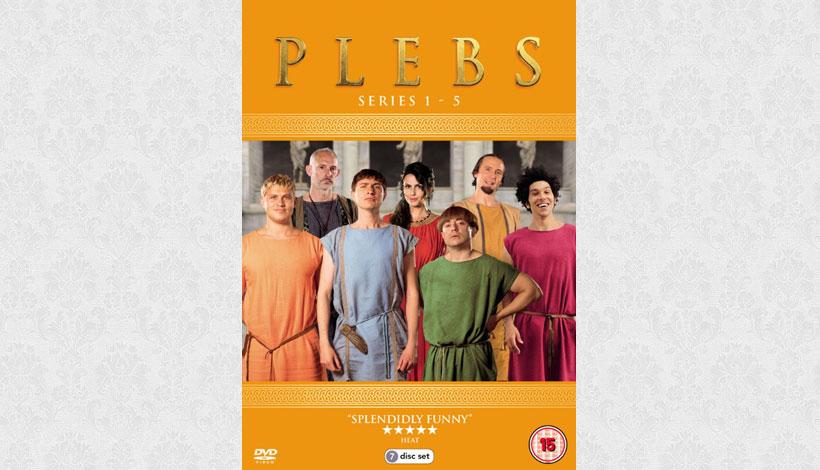 Plebs: Series 1 (2013)