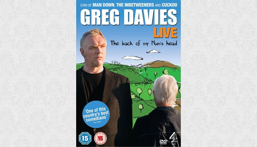 Greg Davies: The Back Of My Mum's Head (2013)