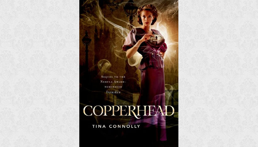 Copperhead by Tina Connolly (2013)