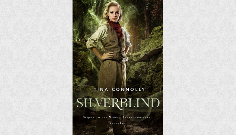 Silverblind by Tina Connolly (2014)