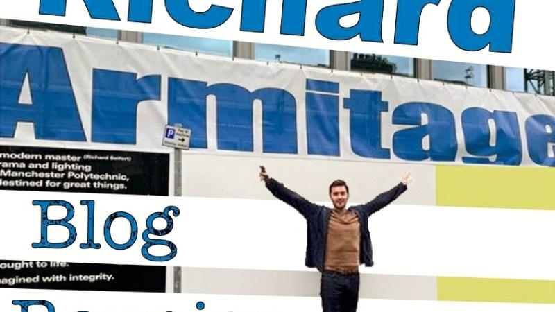 Richard Armitage Blog Reunion