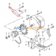 65A alternator support bracket VW T3 Diesel engines