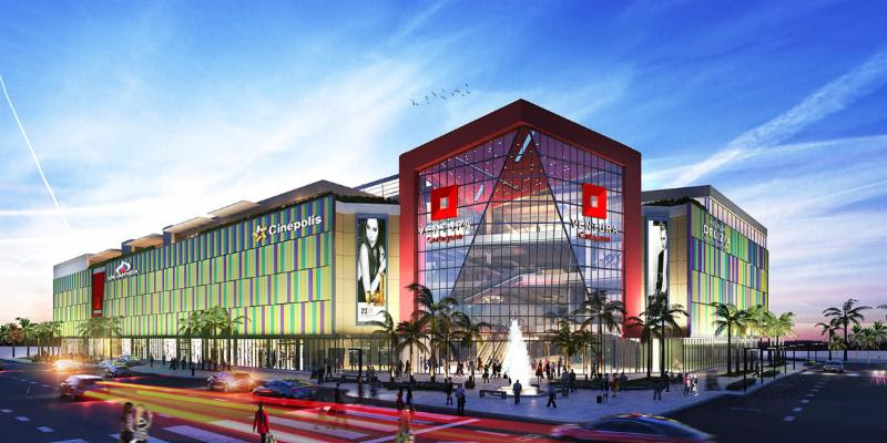 Ventura Cartagena ser el centro comercial ms grande de
