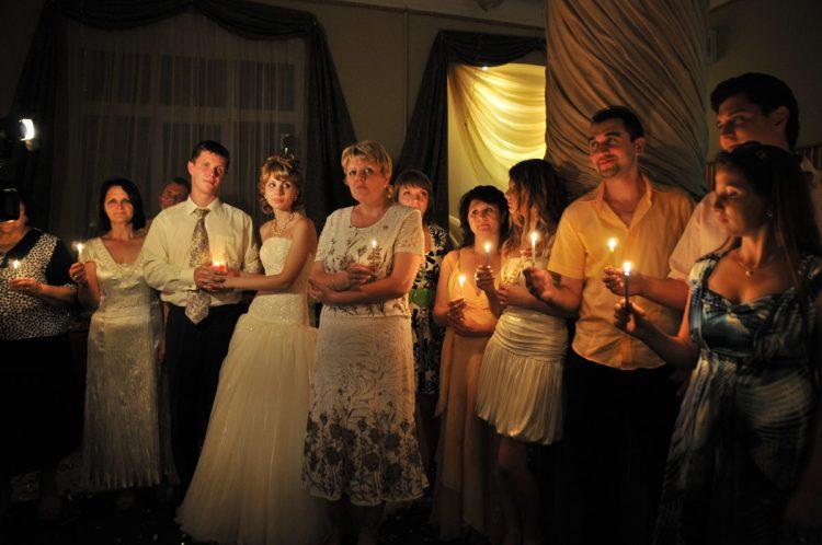 Автор свадебной фотографии свадебный фотограф Андрей Рыжков