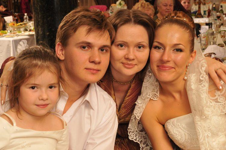 Автор свадебной фотографии свадебный фотограф с большим стажем Сергей Рыжков