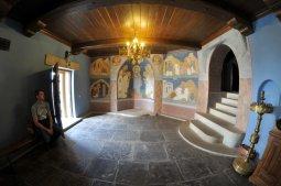 И снова я в Зверинецком монастыре. Живые фотографии о вечном 5
