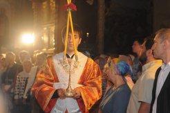 Фоторепортаж из Свято-Троицкого Ионинского монастыря о праздновании Светлого праздника Пасхи 7